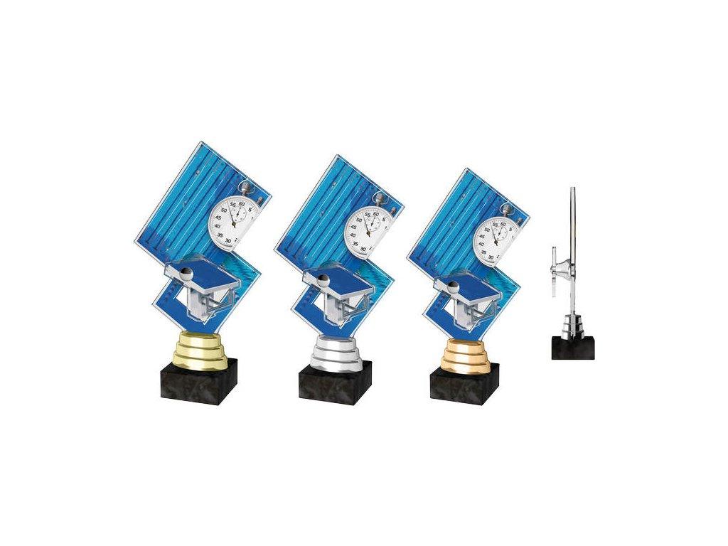 Acrylic trophy ACTR0021