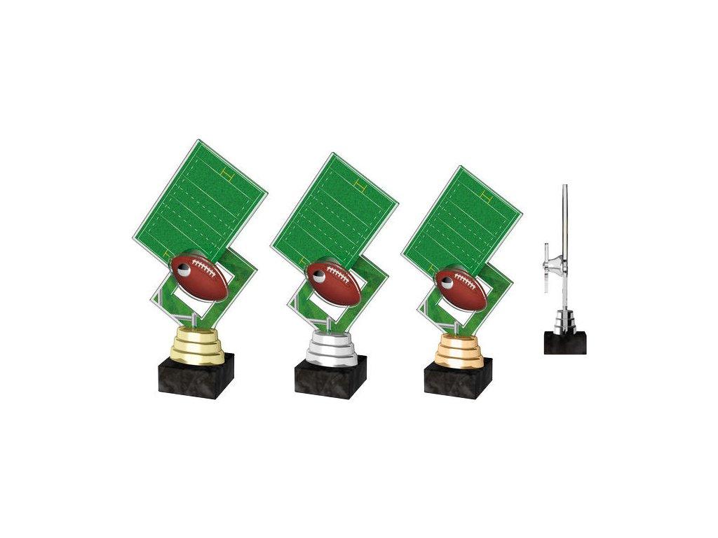 Acrylic trophy ACTR0022
