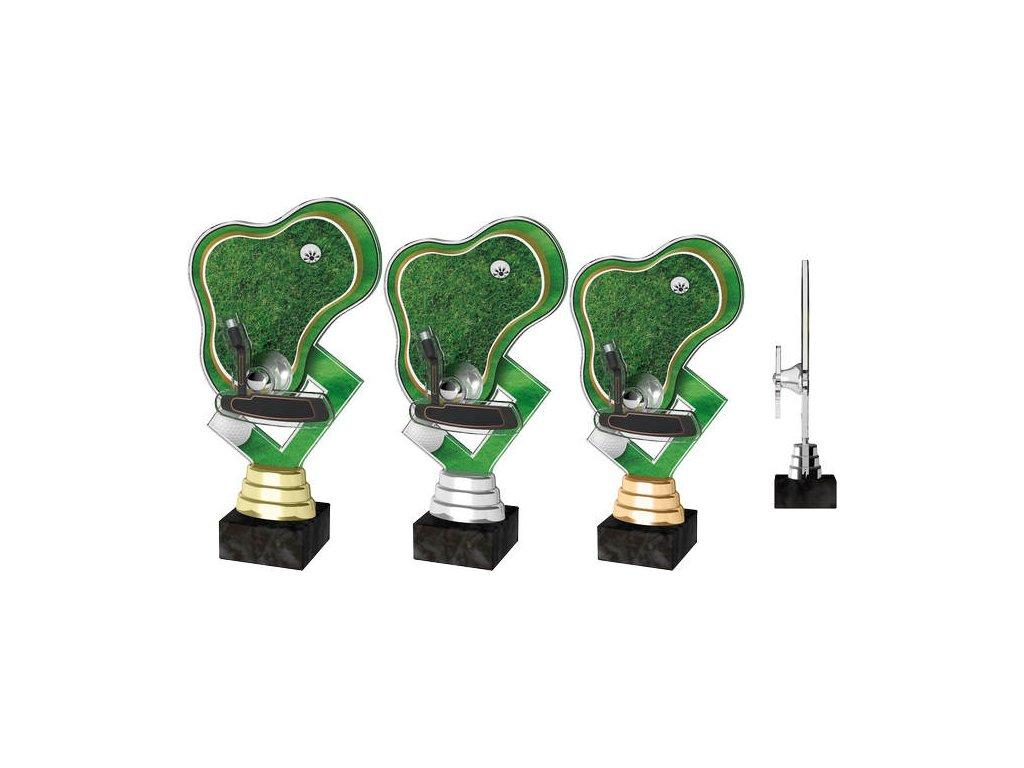 Acrylic trophy ACTR0007