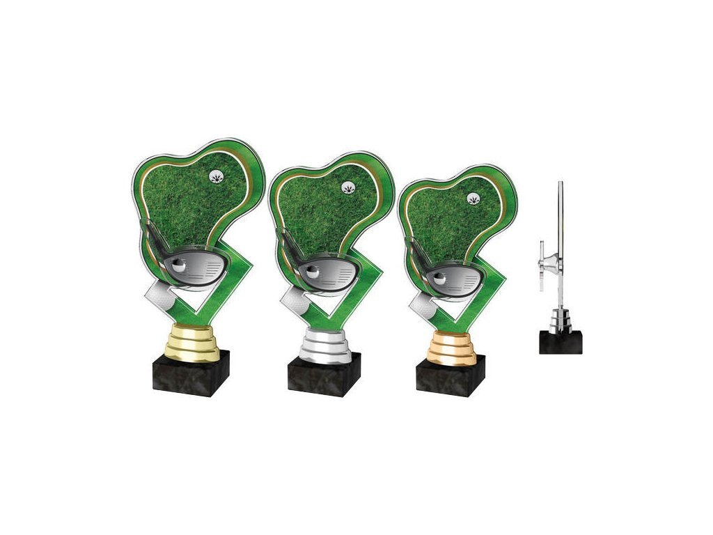 Acrylic trophy ACTR0008