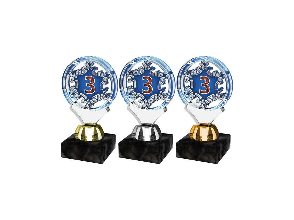 Acrylic trophy ACTS0017M11