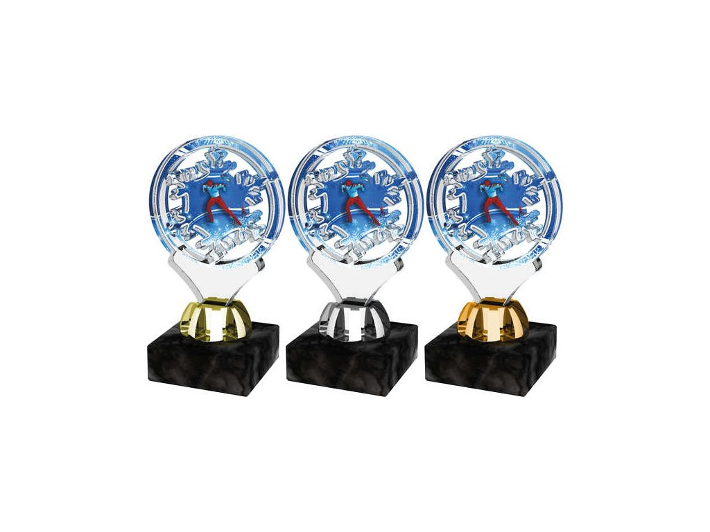 Acrylic trophy ACTS0017M6