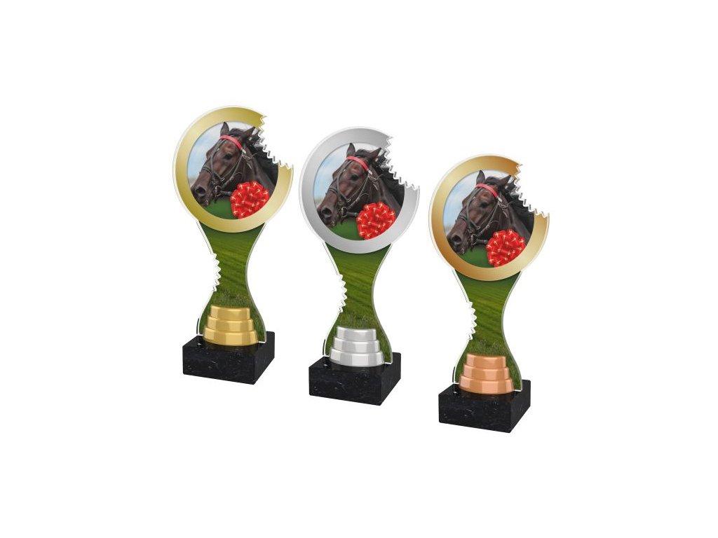 Acrylic trophy ACBTM30