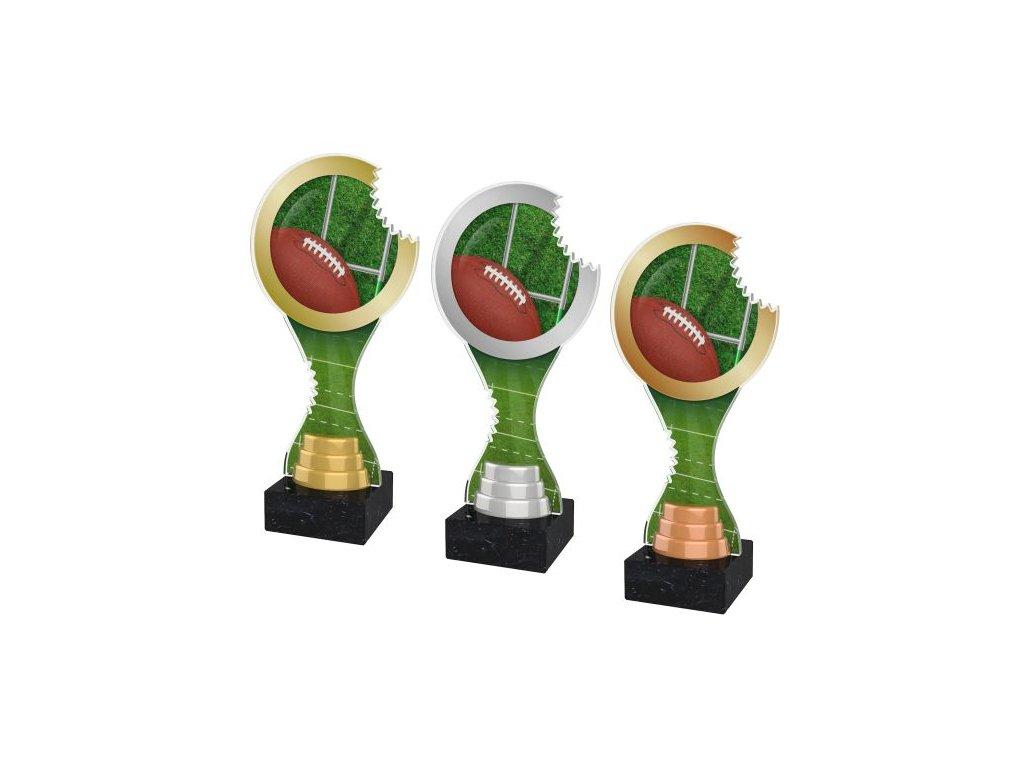 Acrylic trophy ACBTM31