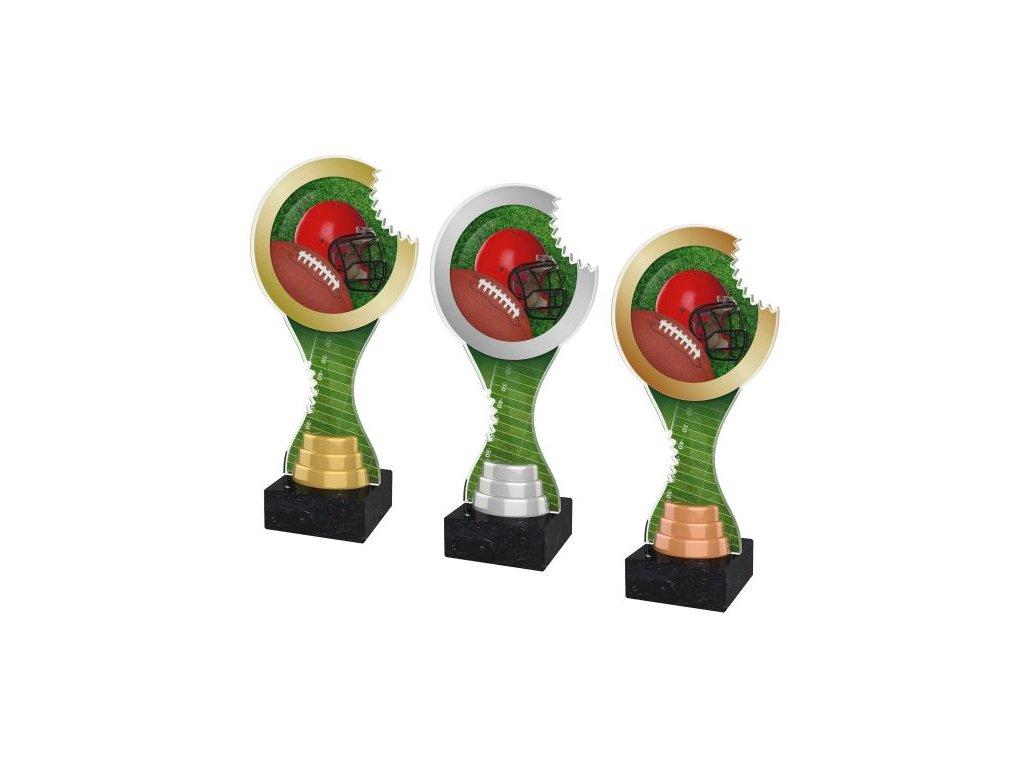 Acrylic trophy ACBTM32
