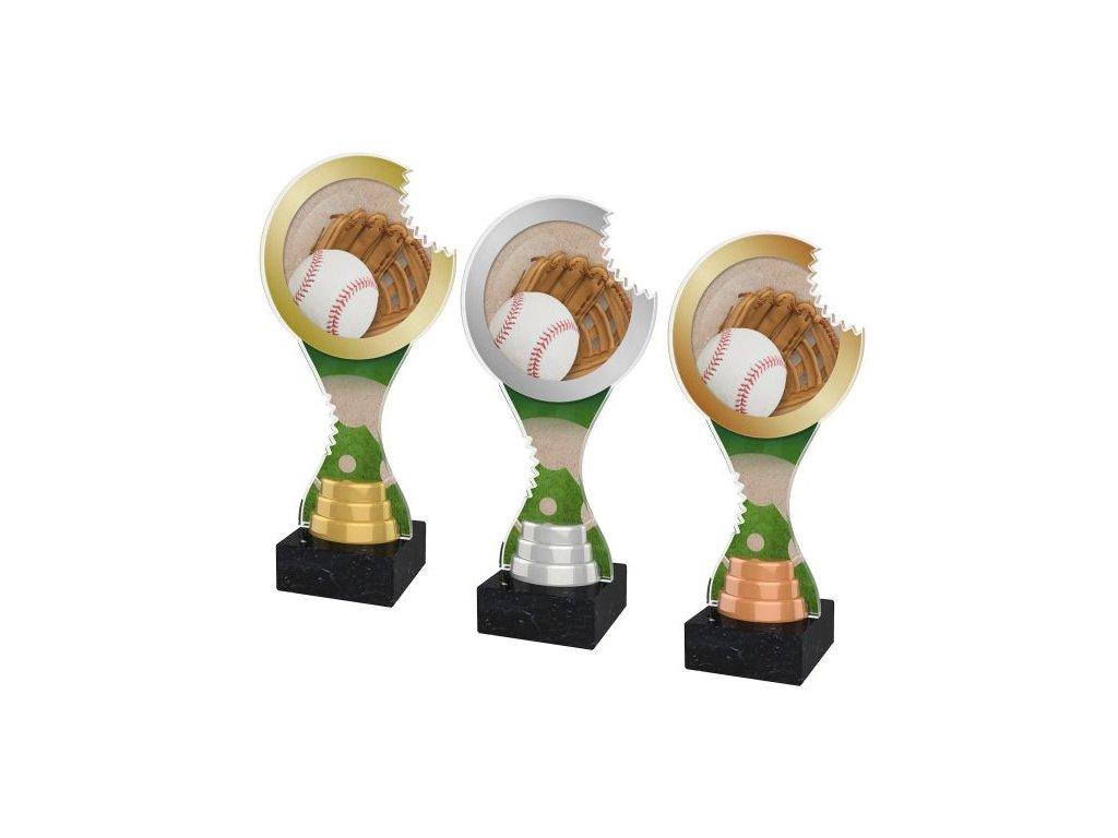 Acrylic trophy ACBTM33