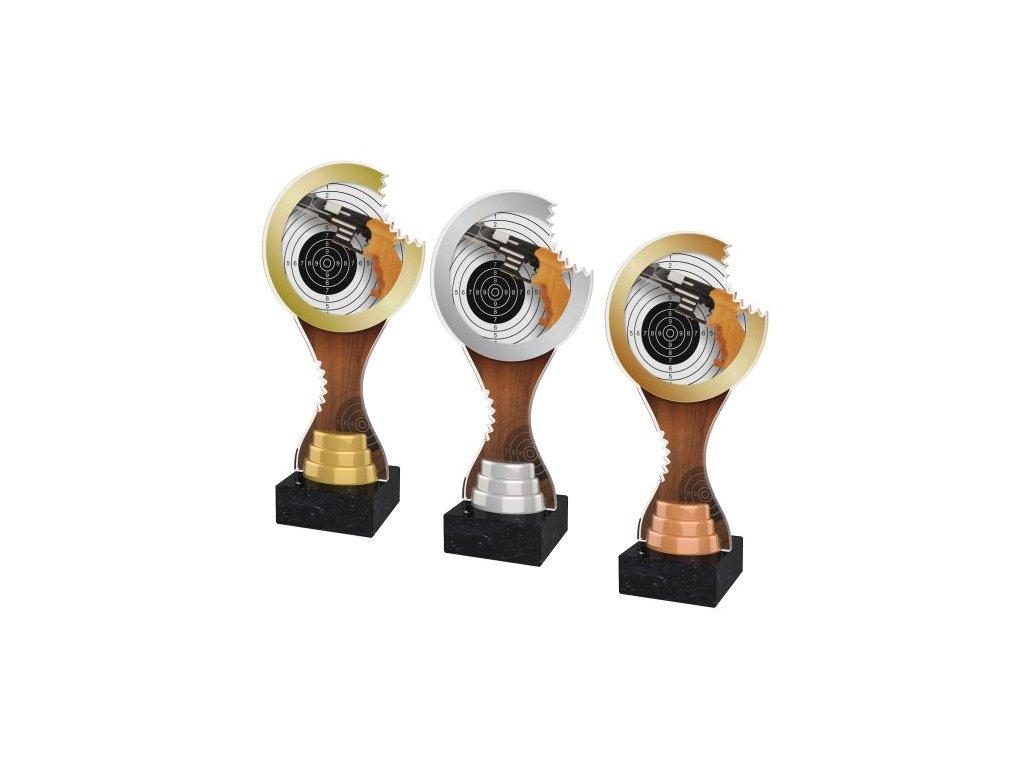 Acrylic trophy ACBTM34