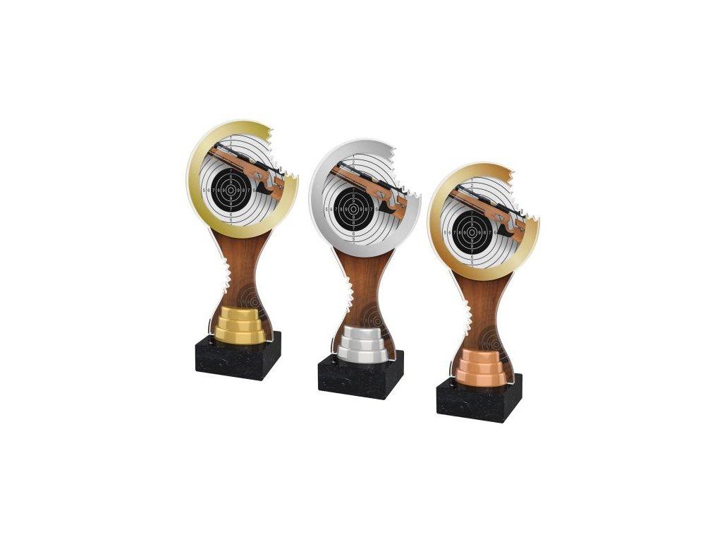 Acrylic trophy ACBTM35