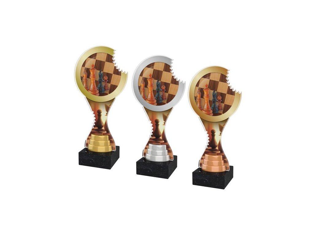 Acrylic trophy ACBTM37