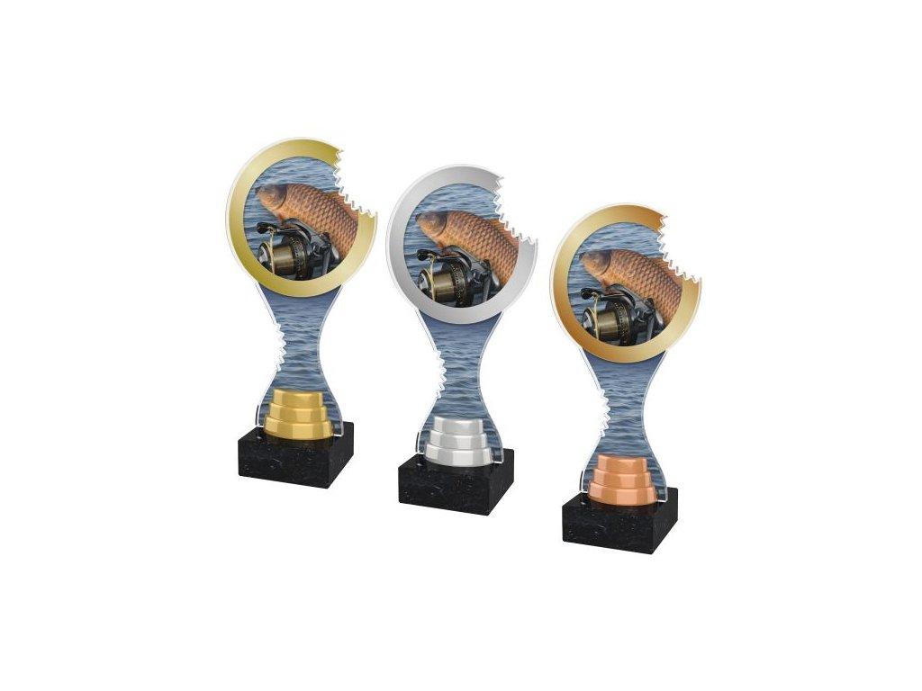 Acrylic trophy ACBTM38