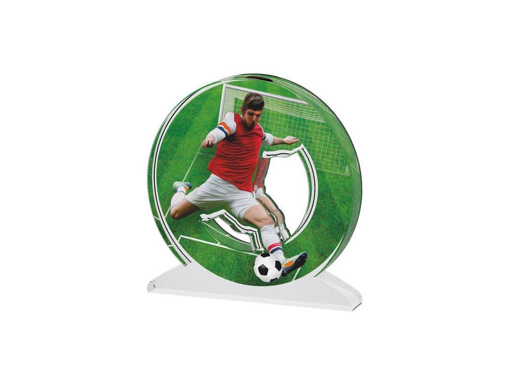 Acrylic trophy ACTW0200M26