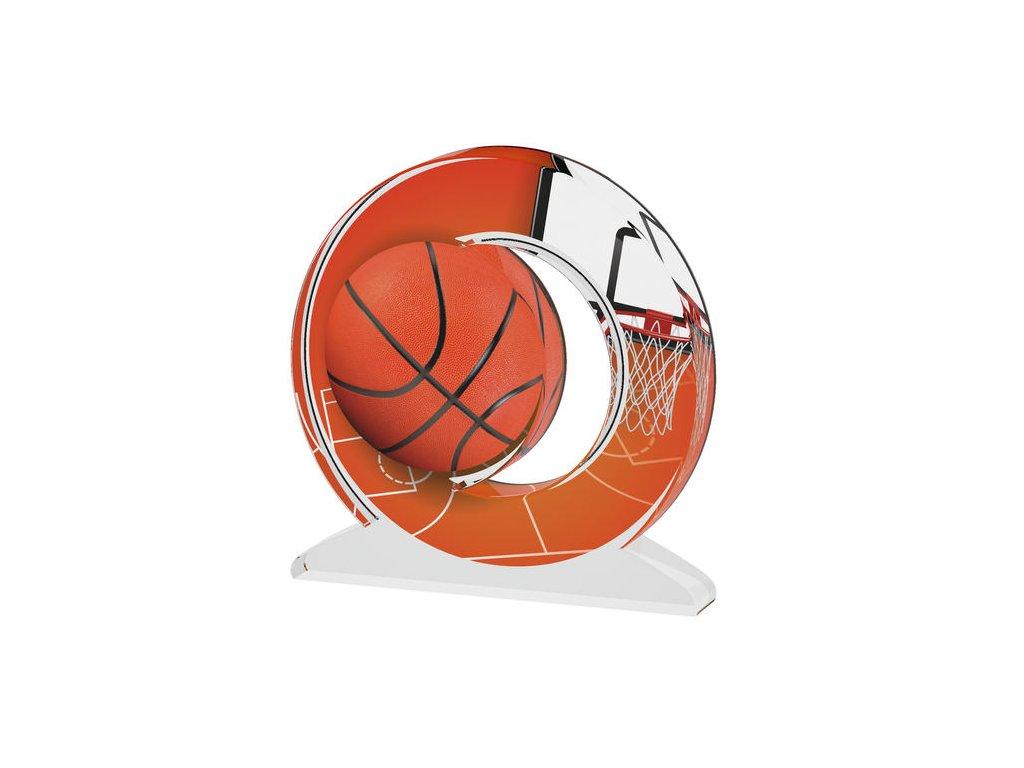 Acrylic trophy ACTW0200M3