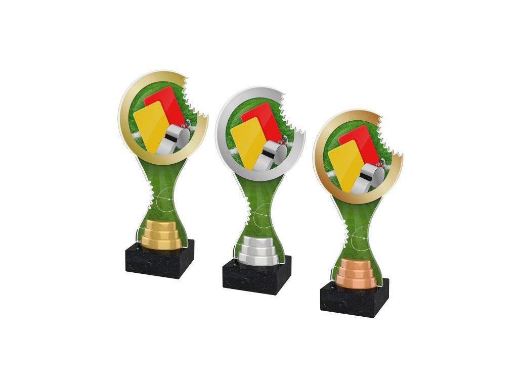 Acrylic trophy ACBTM39