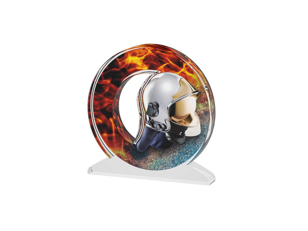 Acrylic trophy ACTW0200M9