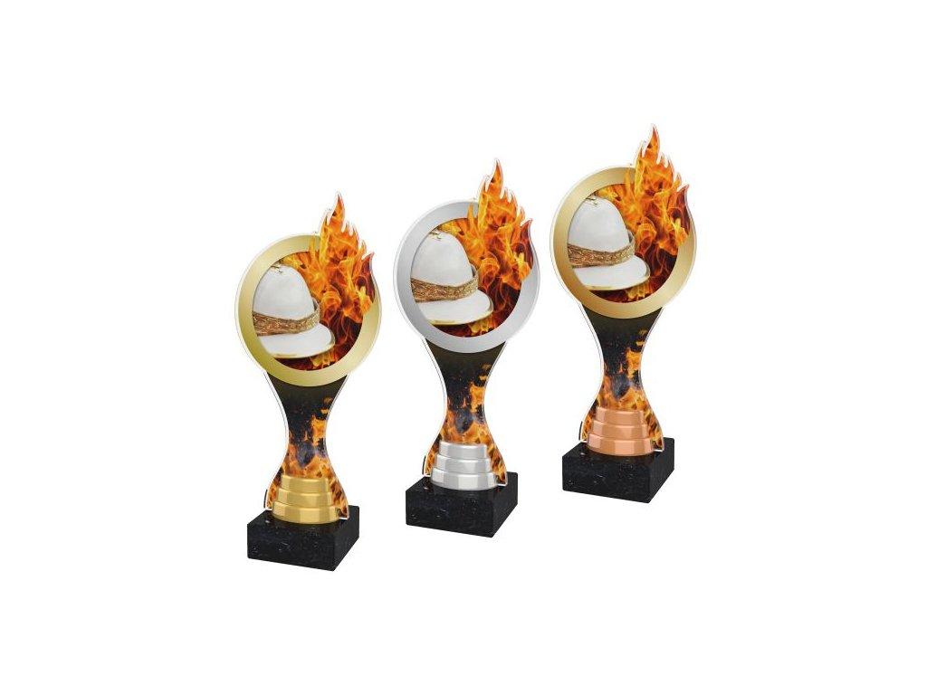 Acrylic trophy ACBTM40