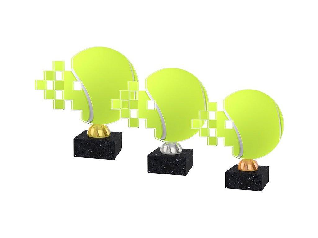 Acrylic trophy ACUB002M2