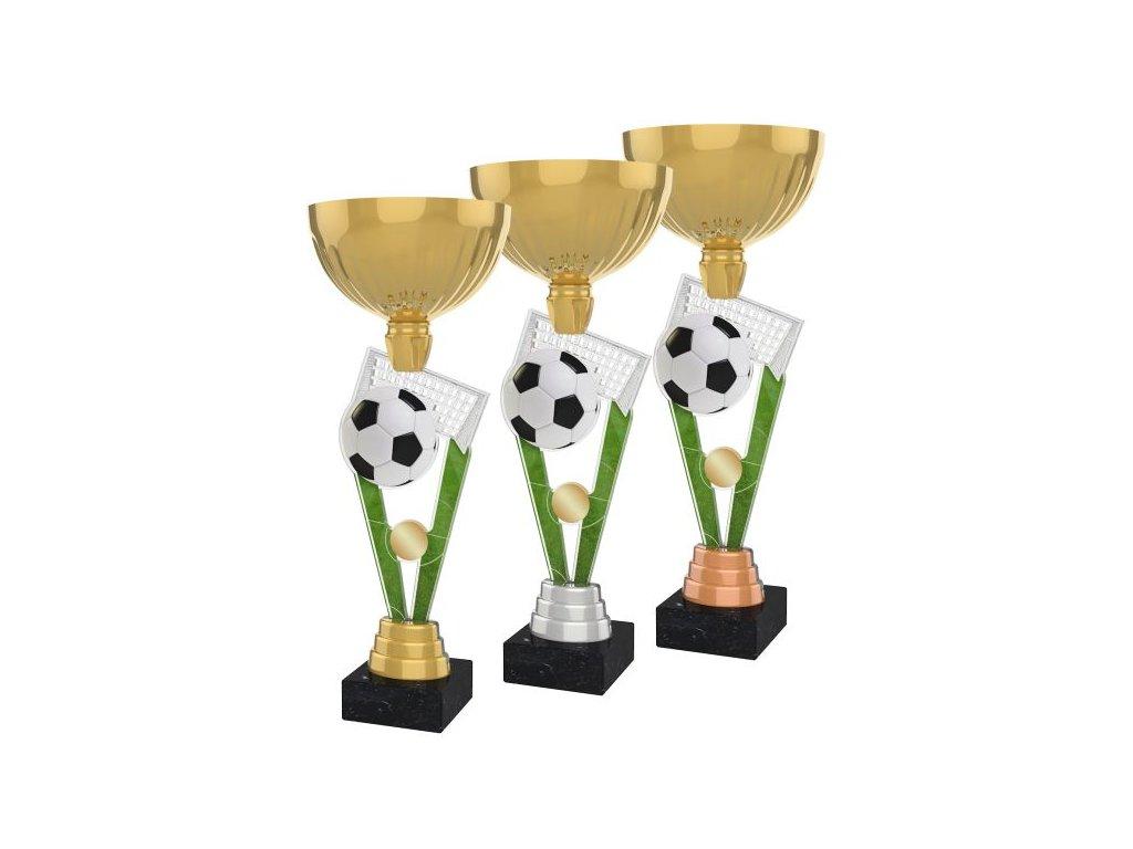 Acrylic trophy ACUPGOLD M01
