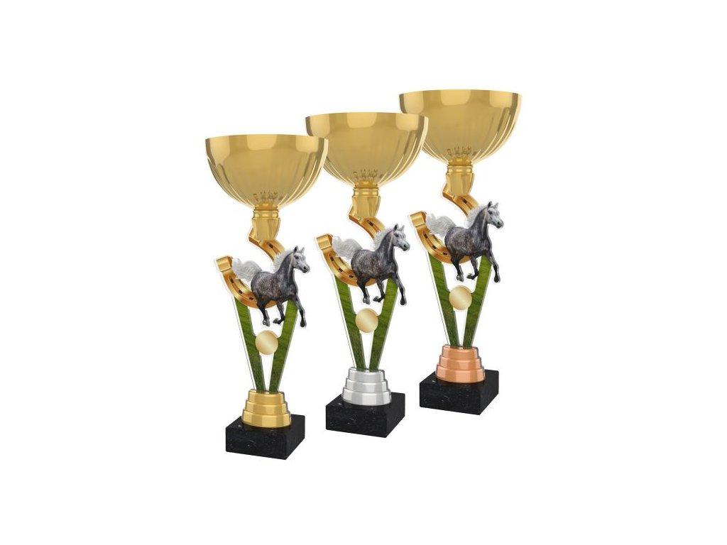Acrylic trophy ACUPGOLD M11