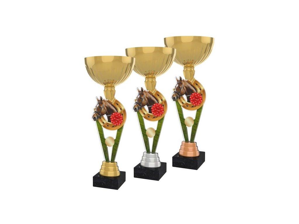 Acrylic trophy ACUPGOLD M12