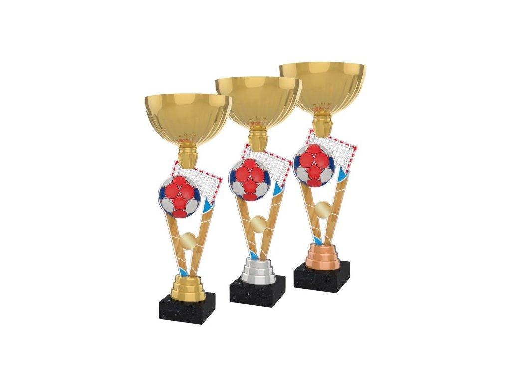Acrylic trophy ACUPGOLD M21