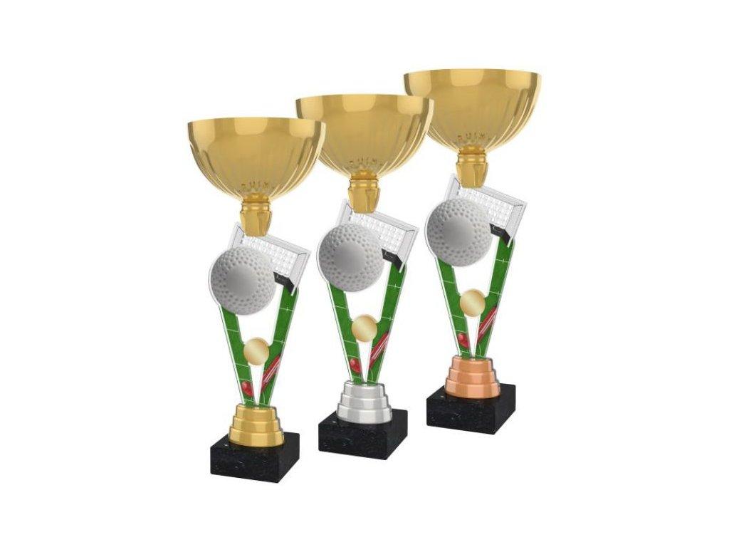 Acrylic trophy ACUPGOLD M24