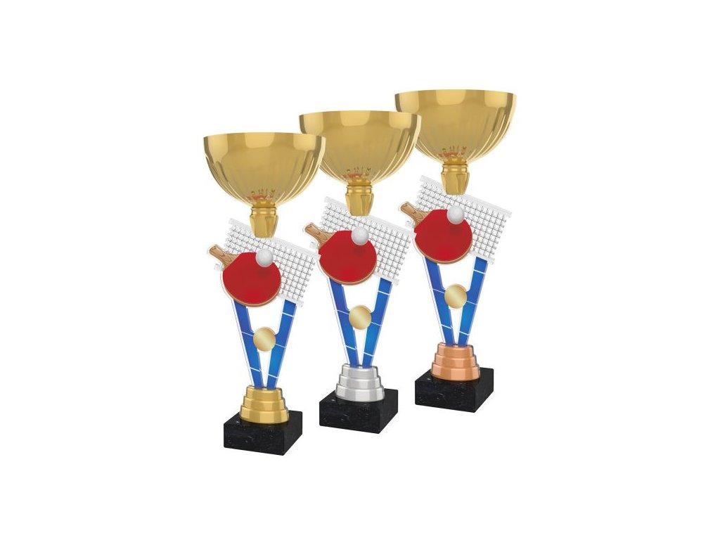 Acrylic trophy ACUPGOLD M25