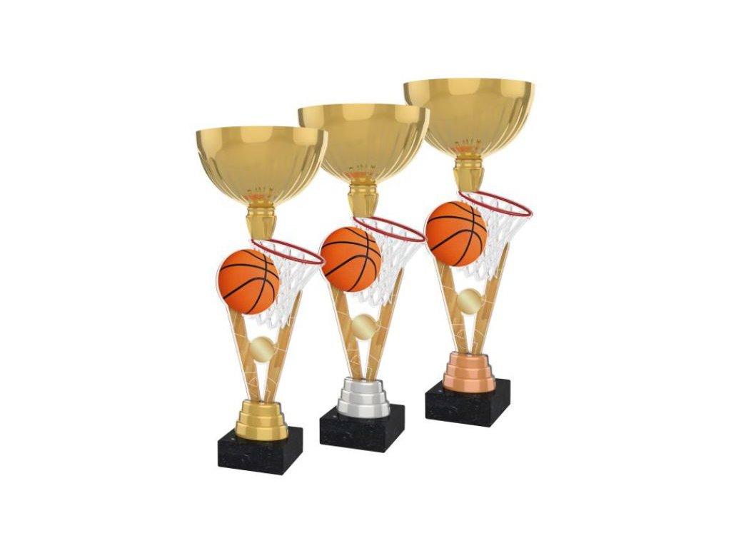 Acrylic trophy ACUPGOLD M03