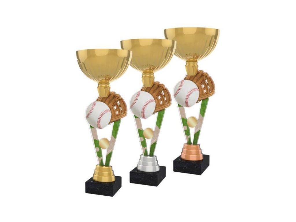 Acrylic trophy ACUPGOLD M31