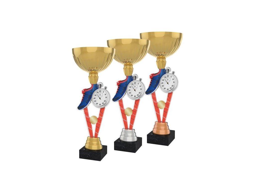 Acrylic trophy ACUPGOLD M33