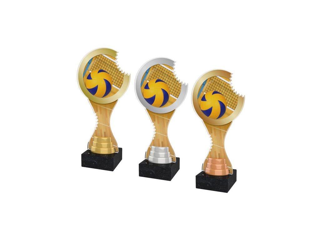 Acrylic trophy ACBTM08
