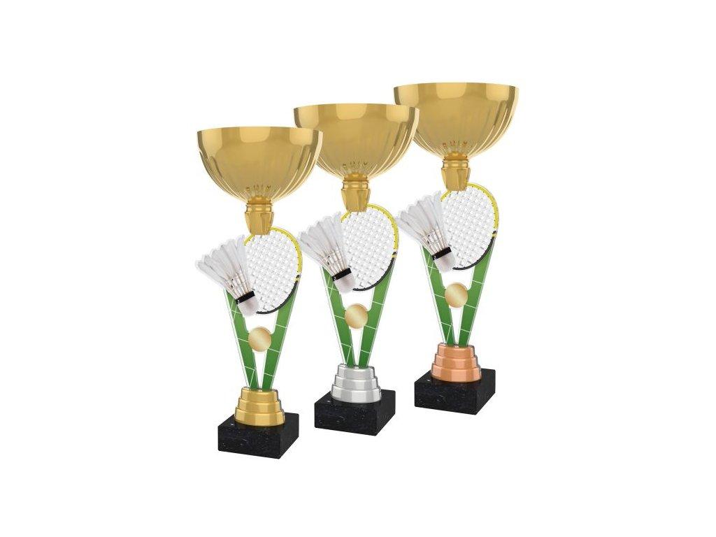 Acrylic trophy ACUPGOLD M04