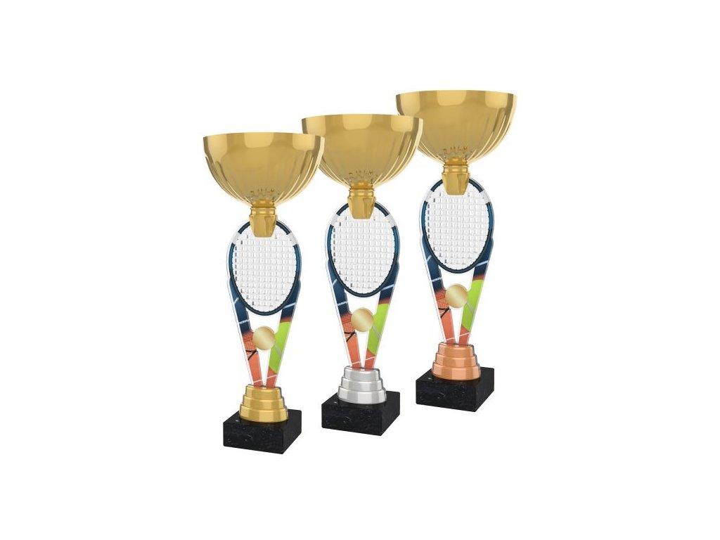 Acrylic trophy ACUPGOLD M05