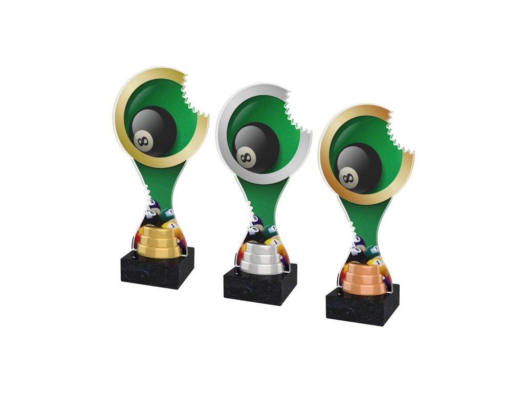 Acrylic trophy ACBTM09