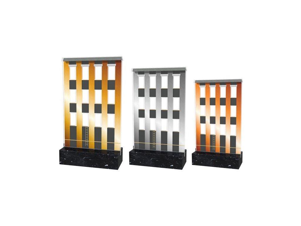 Acrylic trophy ACDH1