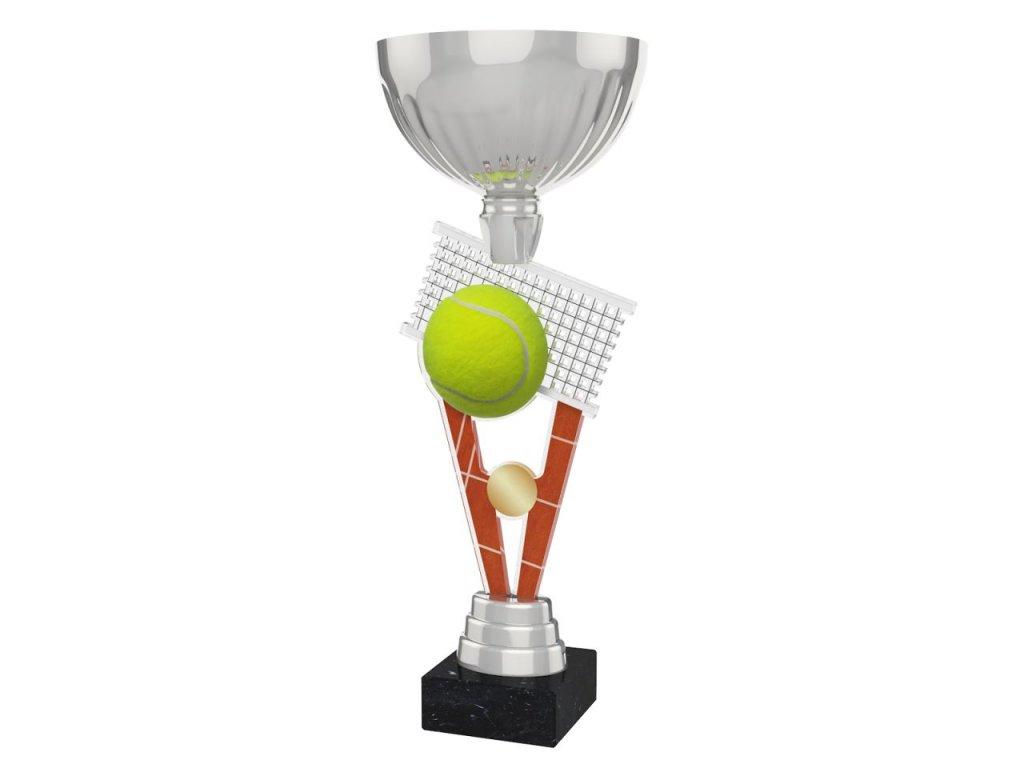 Acrylic trophy ACUPSILVM10