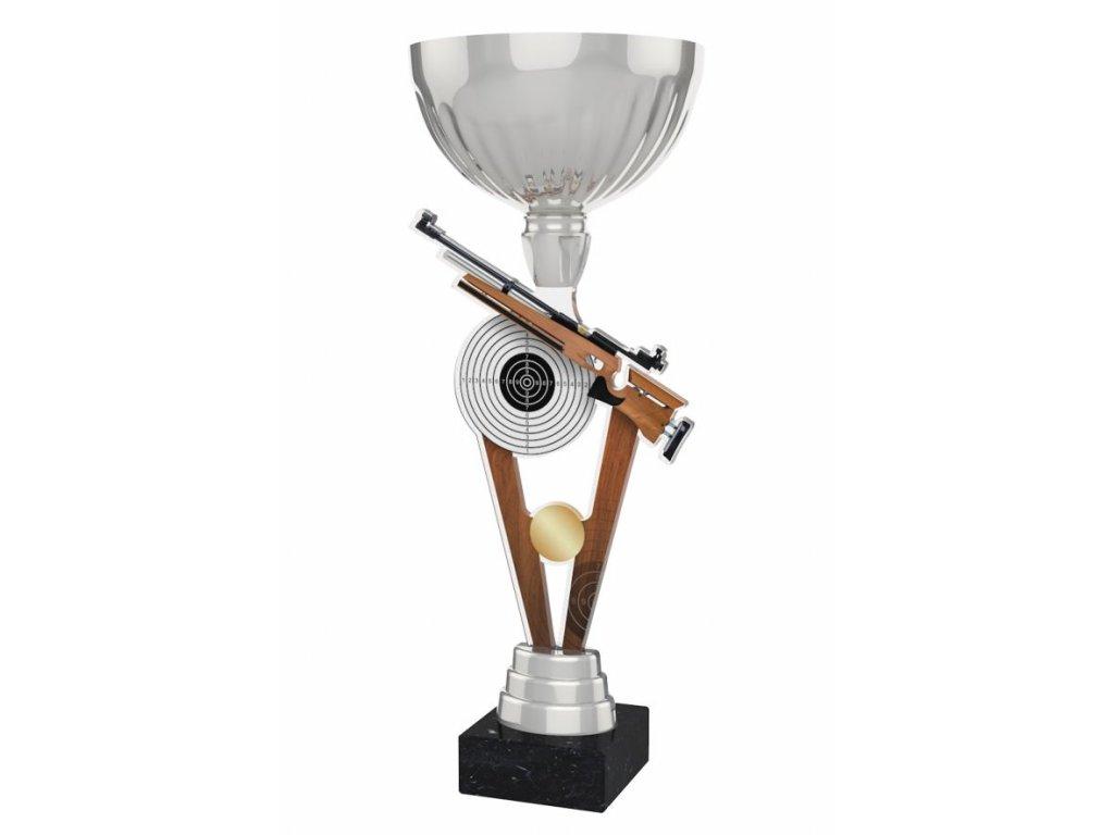 Acrylic trophy ACUPSILVM14
