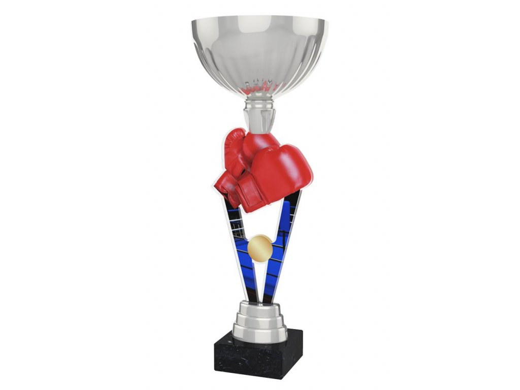 Acrylic trophy ACUPSILVM16