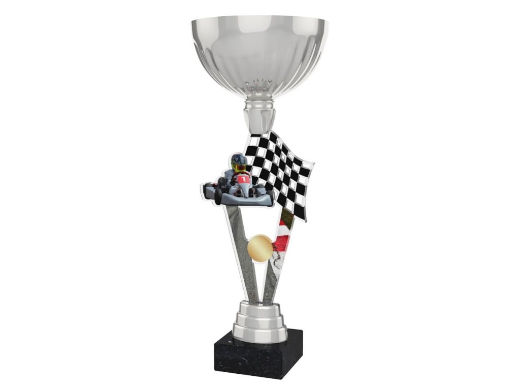 Acrylic trophy ACUPSILVM17
