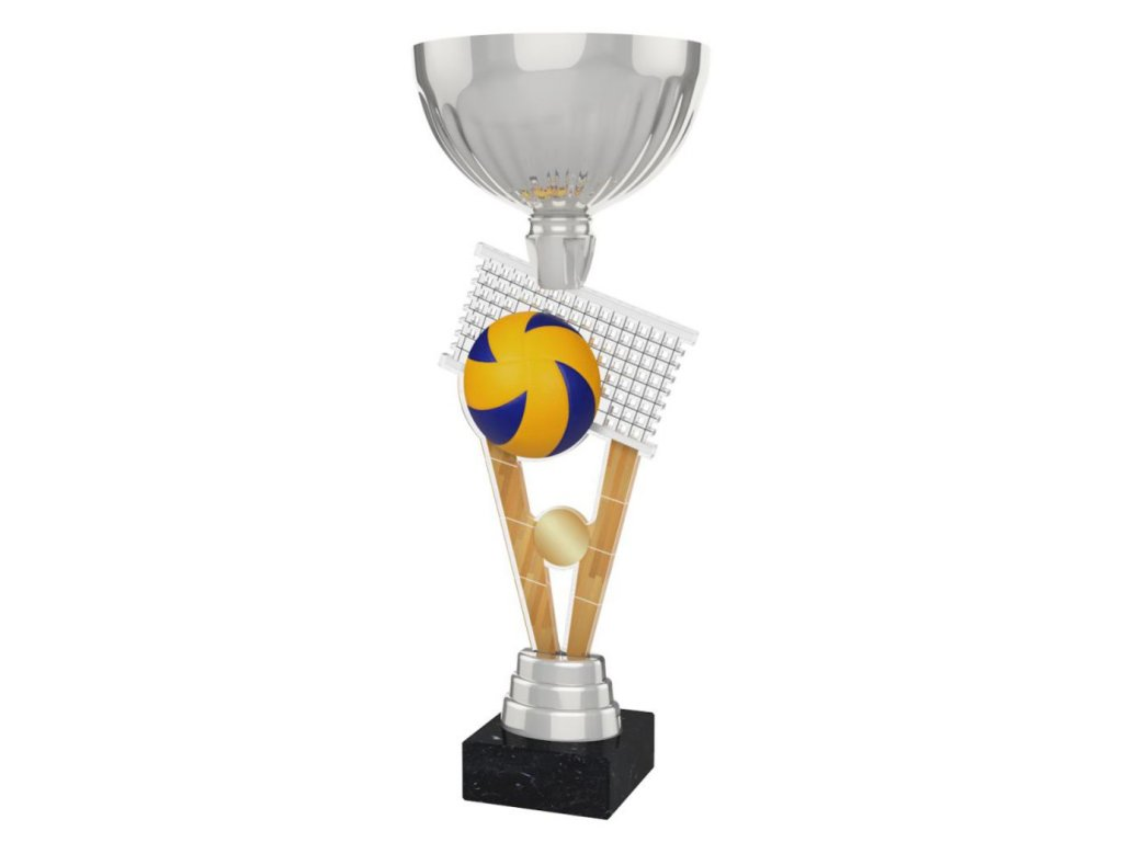 Acrylic trophy ACUPSILVM19