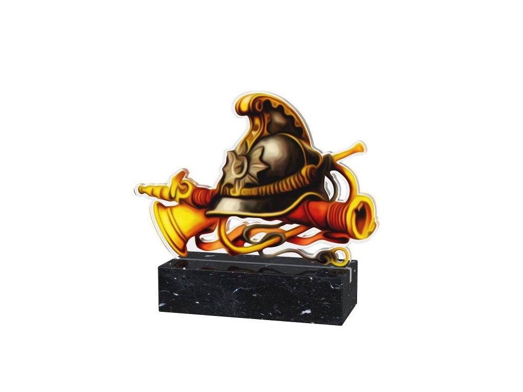 Acrylic trophy ACDH2
