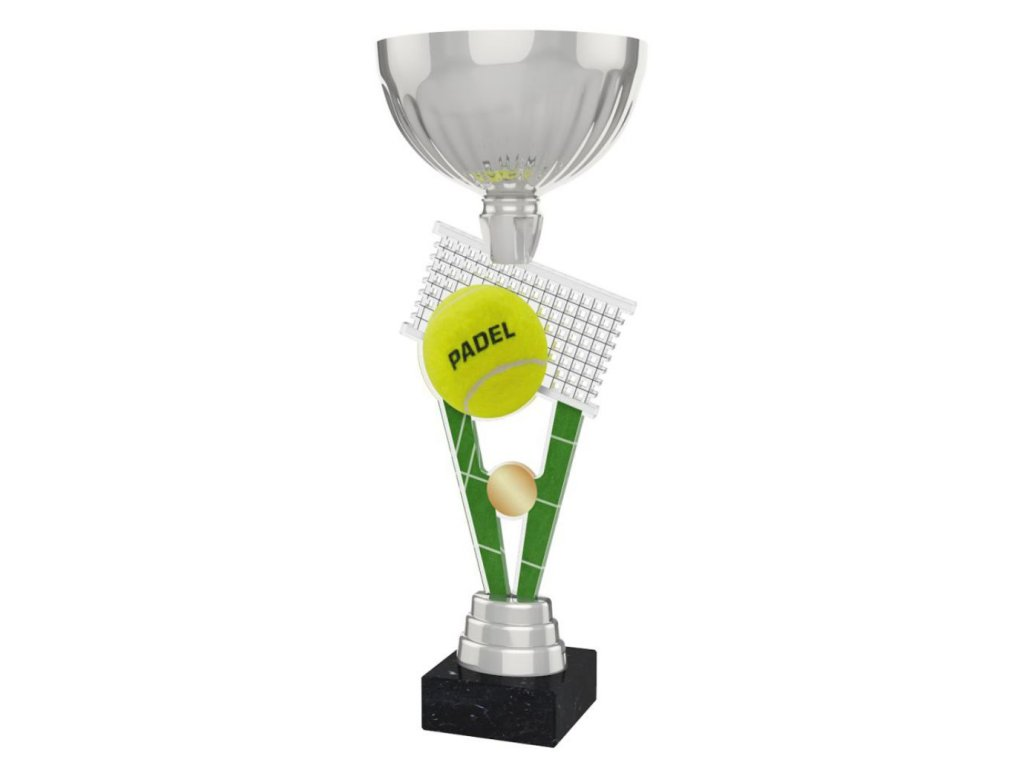 Acrylic trophy ACUPSILVM20