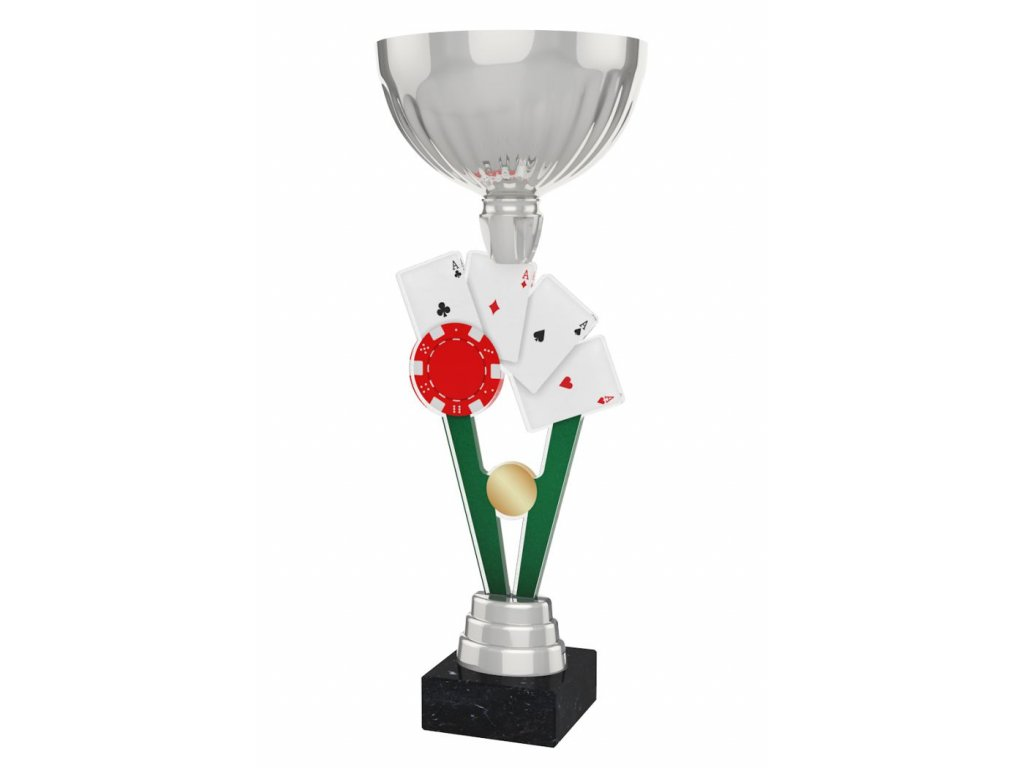 Acrylic trophy ACUPSILVM26