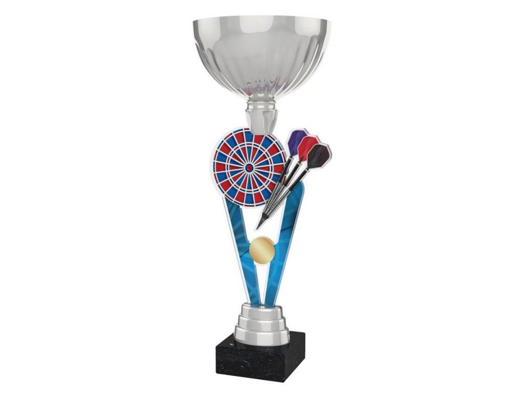 Acrylic trophy ACUPSILVM28