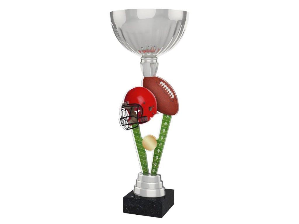 Acrylic trophy ACUPSILVM29