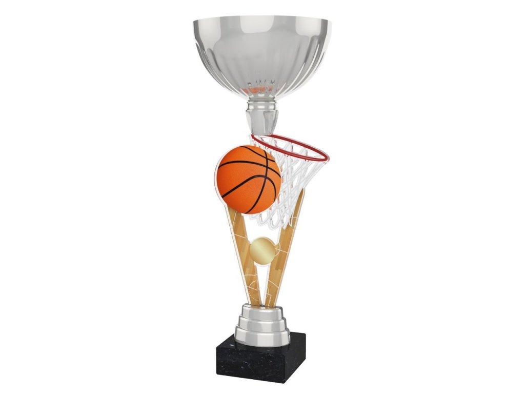 Acrylic trophy ACUPSILVM03