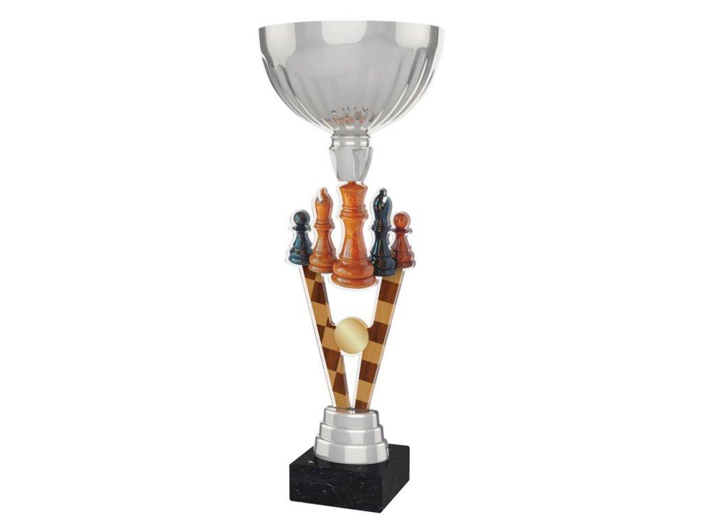 Acrylic trophy ACUPSILVM32