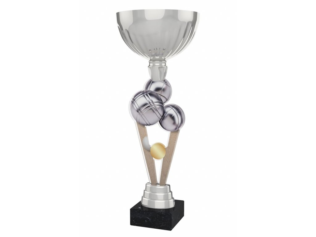 Acrylic trophy ACUPSILVM34
