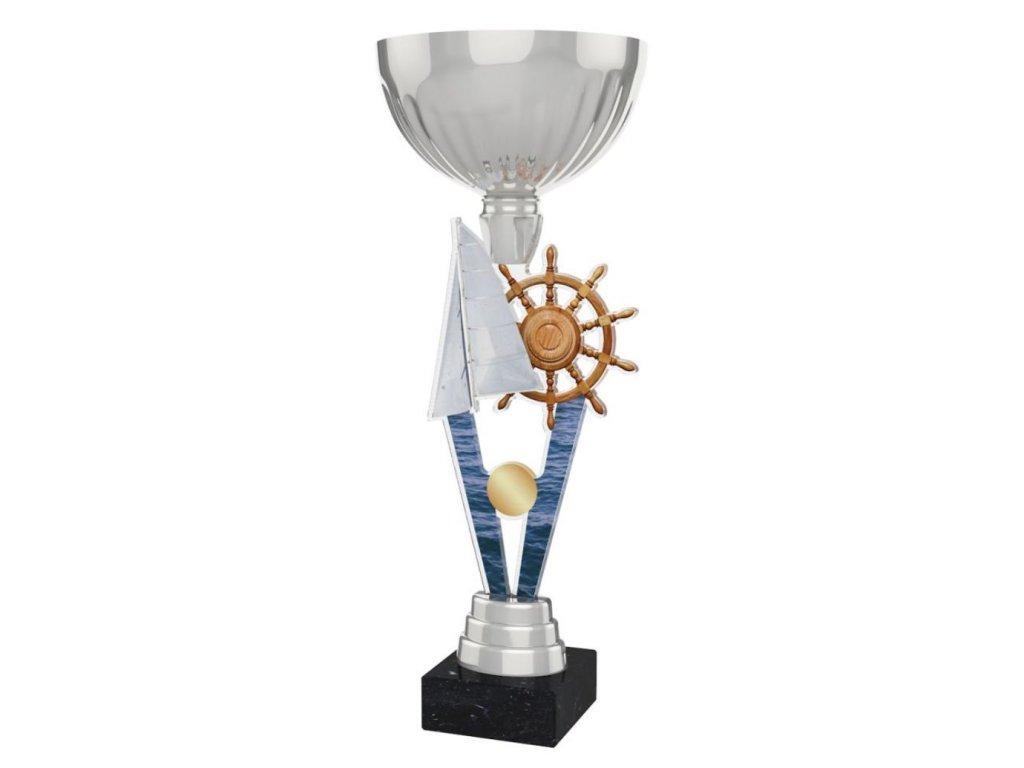 Acrylic trophy ACUPSILVM37