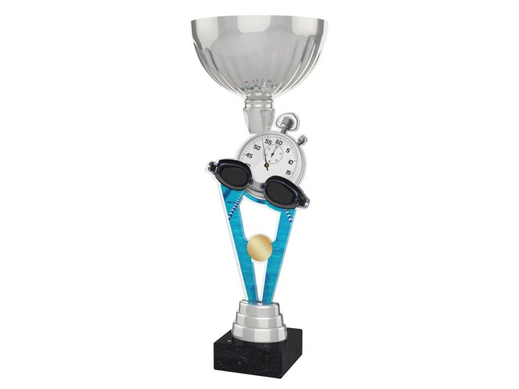 Acrylic trophy ACUPSILVM38