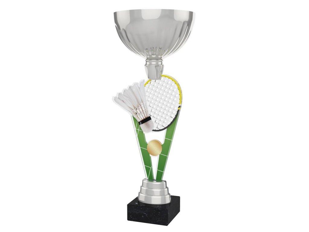 Acrylic trophy ACUPSILVM04